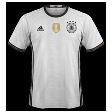 Maillot equipe de Allemagne 2016